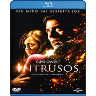 Blu-ray Intrusos