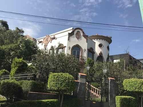 Casa En Venta En Lomas De Chapultepec 1200 Mts Para Oficinas