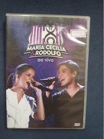 Maria Cecília E Rodolfo Ao Vivo - Dvd Original