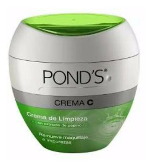 Ponds Creme C Creme De Limpeza Acompanha Brinde