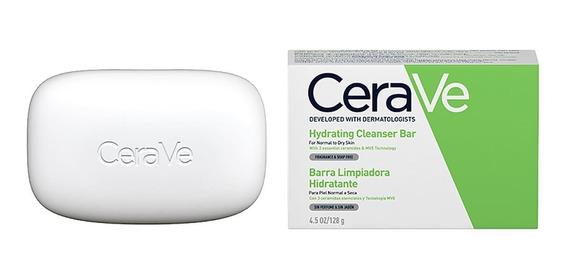 Barra Limpiadora Hidratante Cerave 128 G