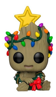 Funko Pop! Marvel Groot Holyday 530 Envió Incluido