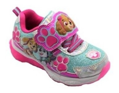 Zapatos Luces Paw Patrol