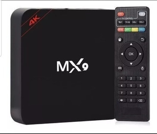 Conversor Smart Tv Box 4k Netflix