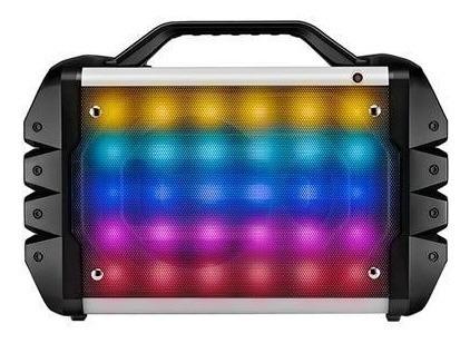 Caixa De Som Speaker Multilaser Bluetooth/usb 100w Rms Sp251