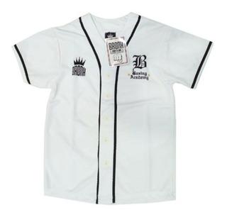 Remera Beisbol Bronx Boxeo Academy Boxing