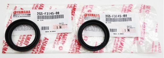 Par Retentor Bengala Yamaha Fazer 250 2018 Abs Original