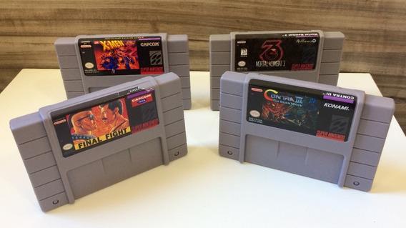 Cartuchos Super Nintendo - Snes - Similares