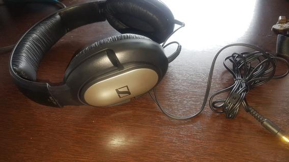 Headphone Sennheiser Hd 206 - Novo Nunca Usado