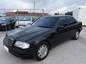 Mercedes-benz C 180 1.8 16v Gasolina 4p Manual