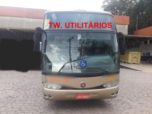 Ônibus Marcopolo Paradiso O 500 Rs Completo 46 Lug Ref: 034
