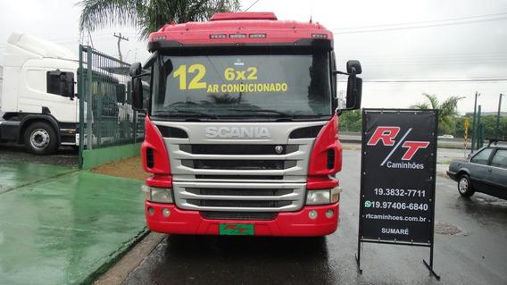Scania P360 6x2 2012, P 340 4x2 420, P360, 19.320, R440 380