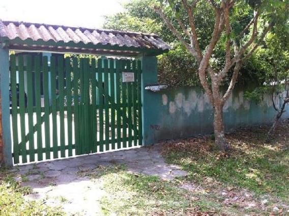 Bela Casa Terreno De 400 Metros Na Cesp - Itanhaém 0664 |npc
