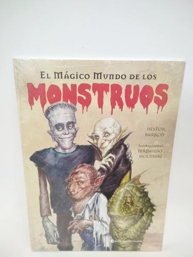 Imagen 1 de 3 de El Mágico Mundo De Los Monstruos