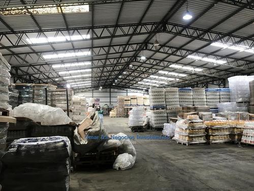 Alquiler Planta Industrial Deposito Local Fabrica Galpon