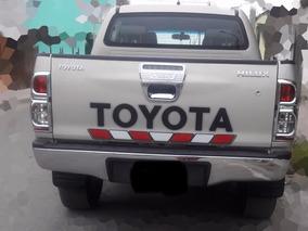 Camioneta Toyota Hilux 4x4 Intercooler