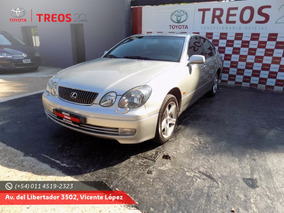 Lexus Gs 3.5 Gs 300 At 2001 45192323