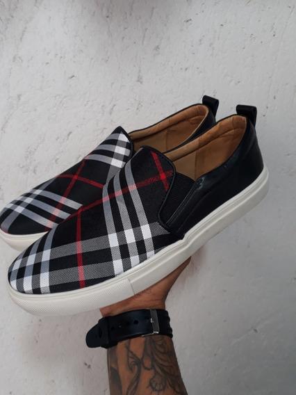 Sapatênis Slip Burberry Shoes 3