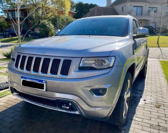 Jeep Grand Cherokee 2019 3.6 Overland 286hp At