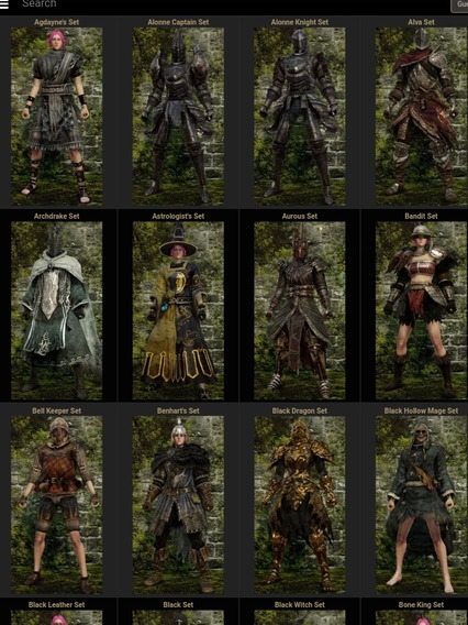 Todos Os Sets - Dark Souls Ii Scholar Of The Firts Sin (ps4)