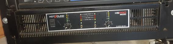 Amplificador Hot Sound Hs3000