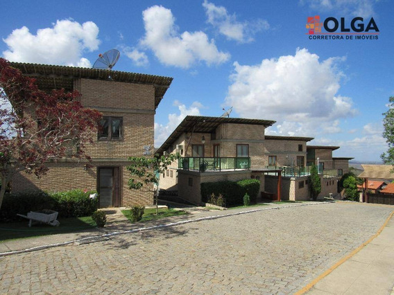 Casa De Condomínio Com 4 Dormitórios, 106 M² - Gravatá/pe - Vl0137