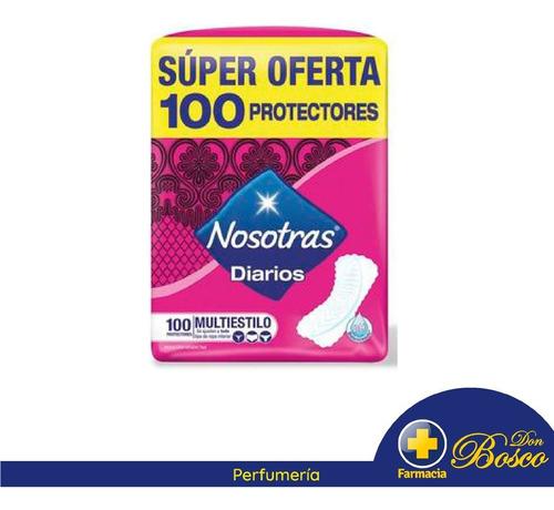 Nosotras Diarios Multiestilo X100