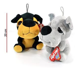 Perrito Cabezón 20 Cm, 6 Razas Tienda Fun Now!