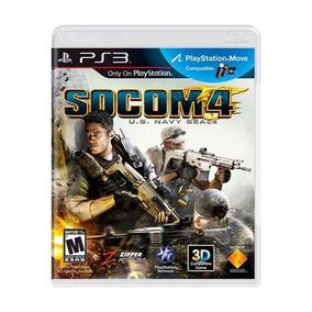 Socom 4 Ps3 Original
