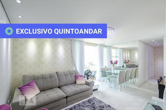 Apartamento No 15º Andar Com 3 Dormitórios E 2 Garagens - Id: 892973833 - 273833