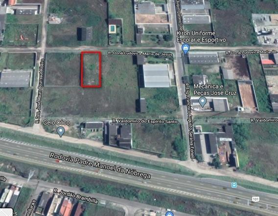 Terreno Industrial Itanhaém