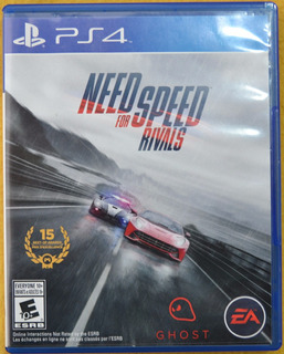 Need For Speed Rivals Ps4 Play Magic