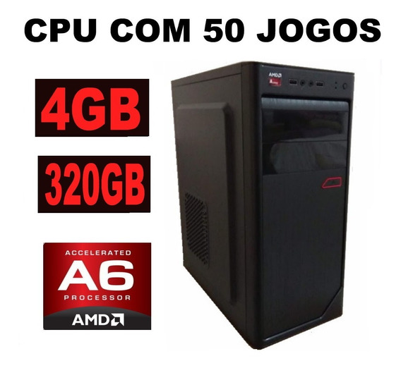 Pc Cpu Gamer + 3.8 Ghz Photoshop Corew Autocad Sony Vegas
