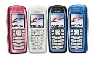 Nokia 3100 Varios Colores Liberado
