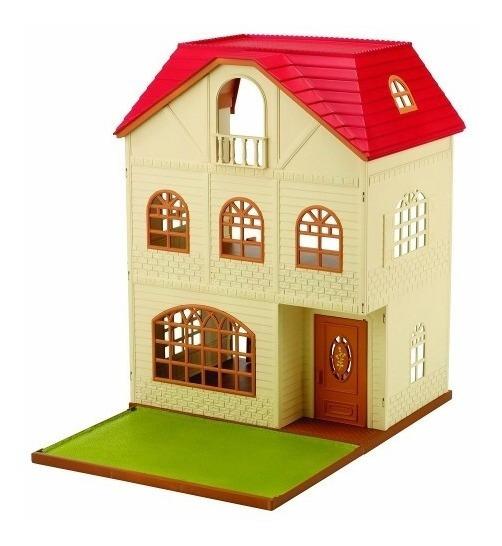 Sylvanian Families Story House 2745 Casa De Cuentos 3 Pisos