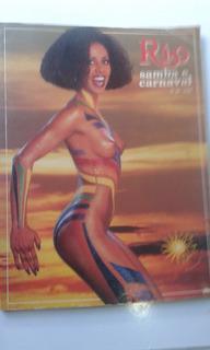 Revista Rio Samba E Carnaval 26 - 1997 - Desfile Concentraçã