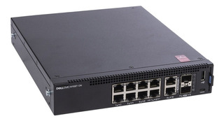 Switch Dell Emc N1108t 8portas De Mostruario