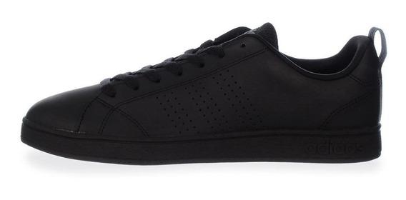 Tenis adidas Advantage Clean Negro / Blanco 100% Originales