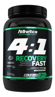 Recovery Fast 4:1:1 1050g Atlhetica