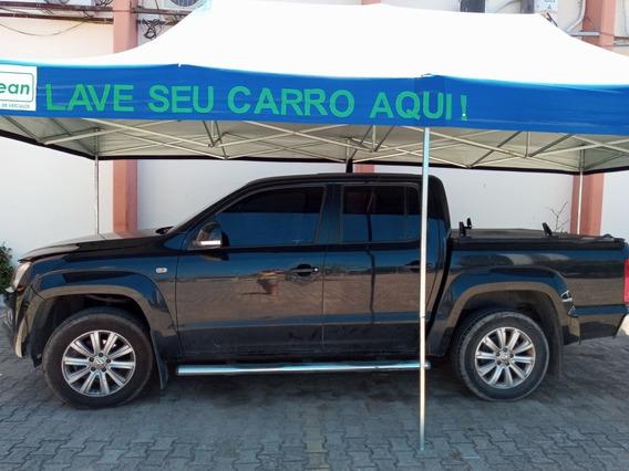 Tenda Na Cor Azul 6x3 4 Laterais , 2 Laterais 6metros