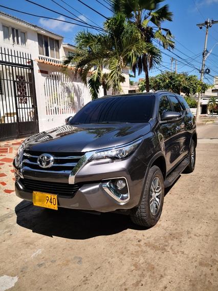 Toyota Fortuner Fortuner Sw4 Srv 2018