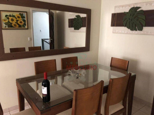 Apartamento Com 3 Dormitórios À Venda, 62 M² Por R$ 135.000,00 - Parque Viaduto - Bauru/sp - Ap3810