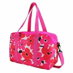 Bolsa Feminina Casual Papoula Jacki Design Abc17351