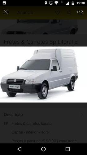 Imagem 1 de 1 de Fretes & Carretos Barato