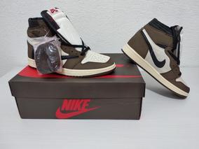 Tenis Nike Jordán 1 Retro X Travis Scott Envío Gratis