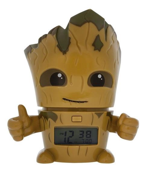 Reloj Niño Avengers Groot 2021340 Lego & Bulbbotz Ofical