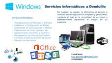 Servicios Informáticos A Domicilio