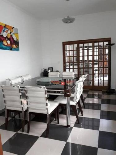 Imagem 1 de 15 de Sobrado Com 4 Dormitórios À Venda, 220 M² Por R$ 900.000,00 - Jardim Santa Mena - Guarulhos/sp - So0068