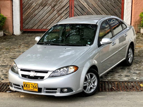 Chevrolet Optra Advance 1.6 2012