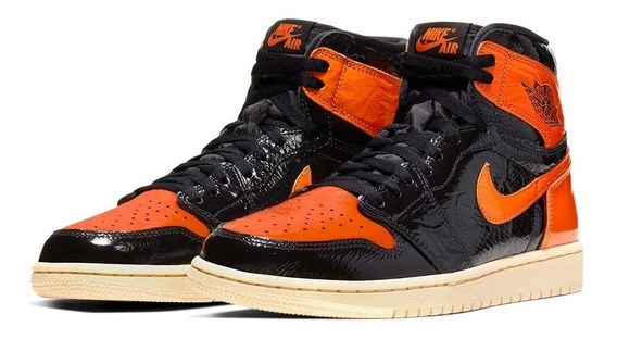Tênis Nike Air Jordan 1 Retro High Og Shattered Backboard3.0